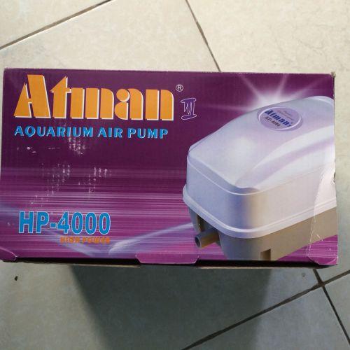 MÁY OXI HỒ CÁ ATMAN HP4000